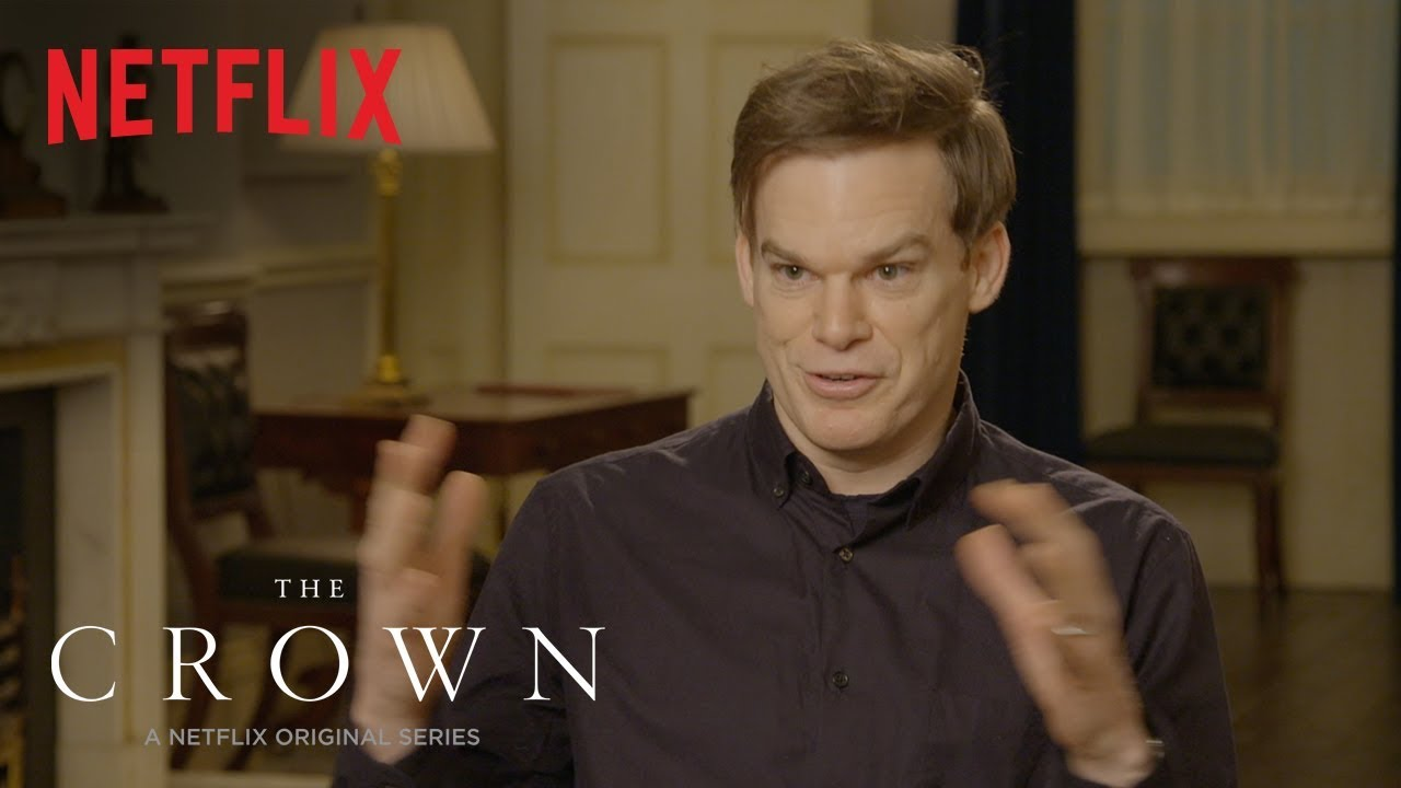 the crown season 2 featurette the kennedys netflix youtube. Black Bedroom Furniture Sets. Home Design Ideas