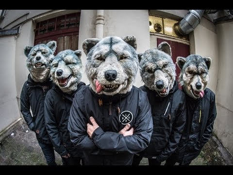 Man With A Mission = Werewolf Band?!