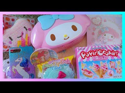 California Trip Kawaii Haul ✨ Daiso, Sanrio Store & More!!