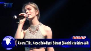 Aleyna Tilki Kepez Belediyesi Müthiş Bir Ses