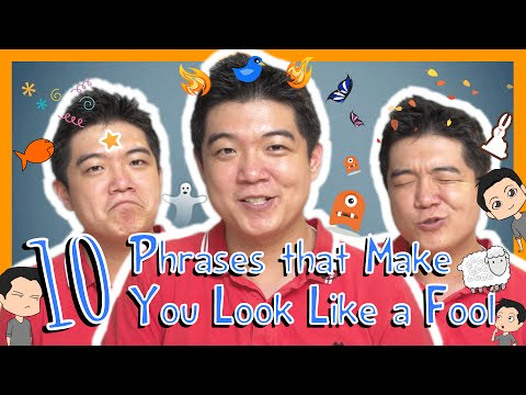 Learn the Top 10 Korean Phrases that Make You Look Like a Fool