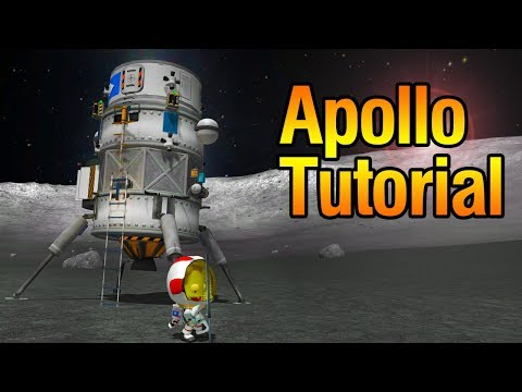 "KSP: How to do an ""Apollo Style"" Mun Mission!"