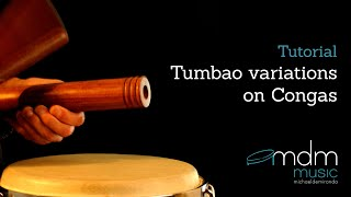 Tumbao variations on congas Free lesson