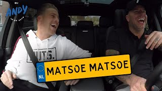 Matsoe Matsoe - Bij Andy in de auto