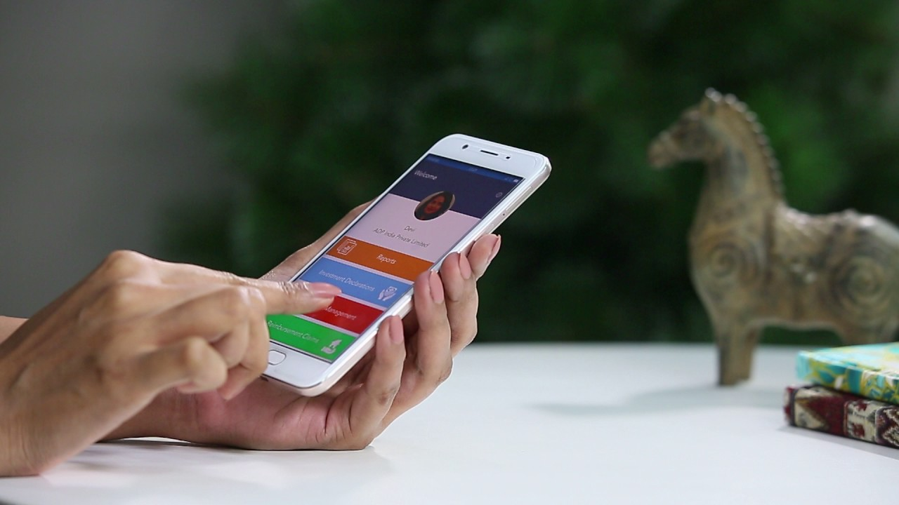 ADP ESS Mobile App