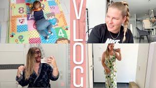 Samu Update zum Krabbeln/ Robben l TikTok & Videos drehen l OOTD l Food l Family Birthday