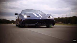 Ferrari 458 Speciale - Motorgrid on Track - O mais emocionante até hoje!