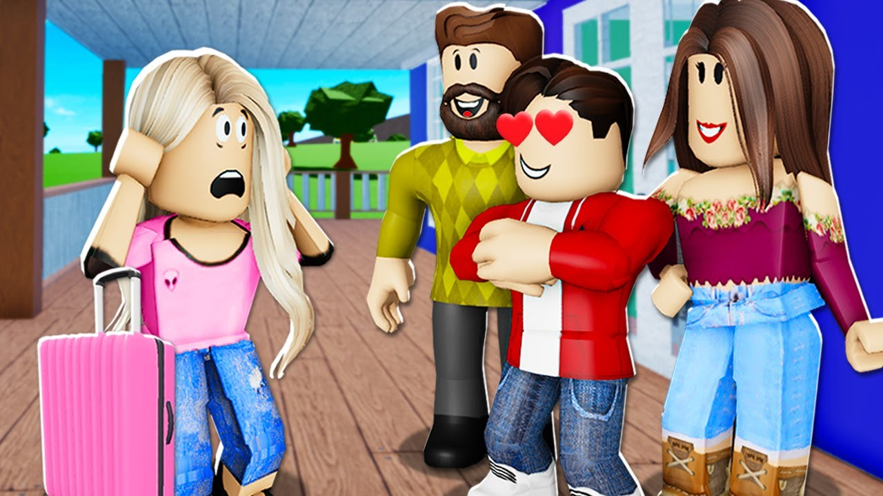 Download Adopted By My EX BOYFRIEND'S Family! (Roblox)