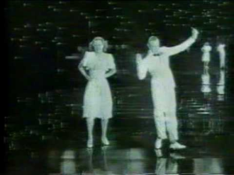 Fred Astaire & Ginger Rogers - Begin The Beguine - '40s tap dance.mpg