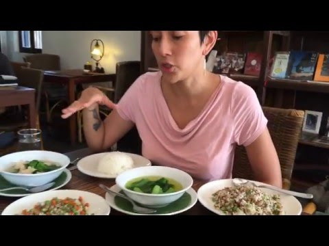 Experience Laos Ethnic Food in Luang Prabang
