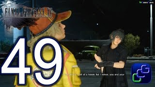 FINAL FANTASY XV PS4 Walkthrough - Part 49 - Crestholm Channels