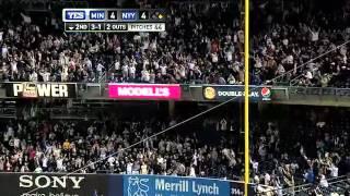 2012/04/19 Granderson's three homers