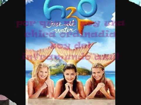 no ordinary girl en español-h2o sirenas del mar cancion official