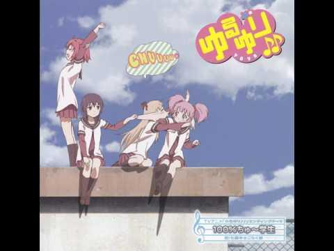 100% Chuugakusei (Yuru Yuri ED 2) [Full Song]