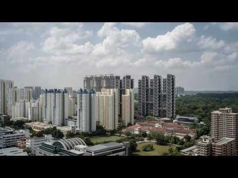 Singapore Time Lapse  (Lion City)