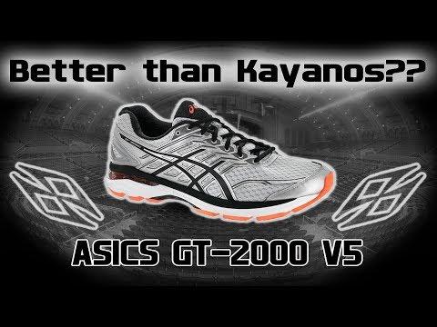 BETTER THAN KAYANOS??  Asics GT2000 V5