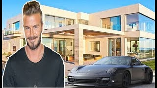 David Beckham's Lifestyle -2018