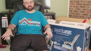 Review: Serta Smart Layers Hensley Executive Office Chair (Best I Sat On 2017)