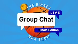 KD Crushes the Cavs in Game 3. Plus: Will Deandre Ayton Go No. 1? | Group Chat | Ringer NBA Show
