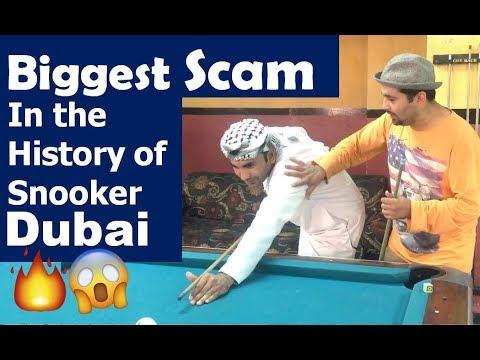 Pakistani Snooker Biggest Scam In Dubai
