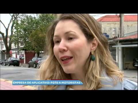 Justiça de SP manda aplicativo de transporte pagar férias e FGTS para motoristas
