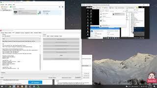 How To Share P๐rt - Mediatek , Qualcomm , Samsung | USB Over Network Easy Share Port
