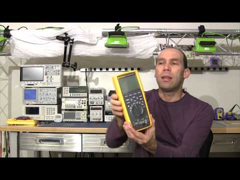 T4D #88 - Fluke multimeters with leaking / corroded surface mount supercap - 189, 287, 289