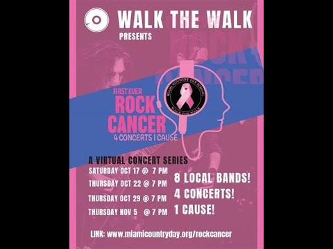 Miami Country Day School's Rock Cancer Concert Series Promo