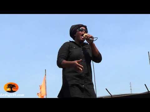 Suzanne NKAFU: Aucun des nôtres n'a mis le feu. Certains sont devenus aveugles en prison[29/11/13]