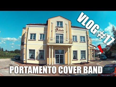 Portamento Cover Band - Vlog # 17 Weselny - Sala Arkada - Niwna