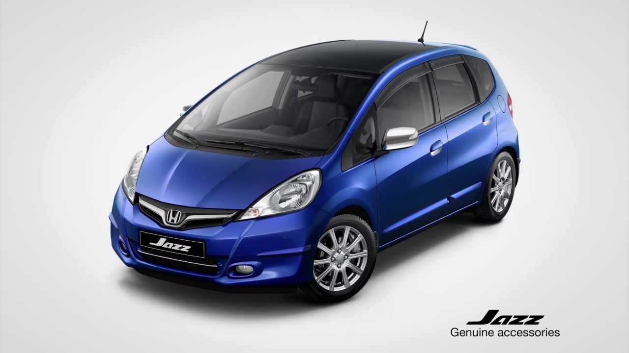 Honda Jazz Genuine Accessories English (update 9/2013)
