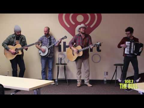 Josh Abbott Band Performs Amnesia in our iHeart Lounge