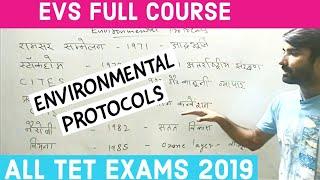 ENVIRONMENTAL PROTOCOL - EVS LIVE CLASS