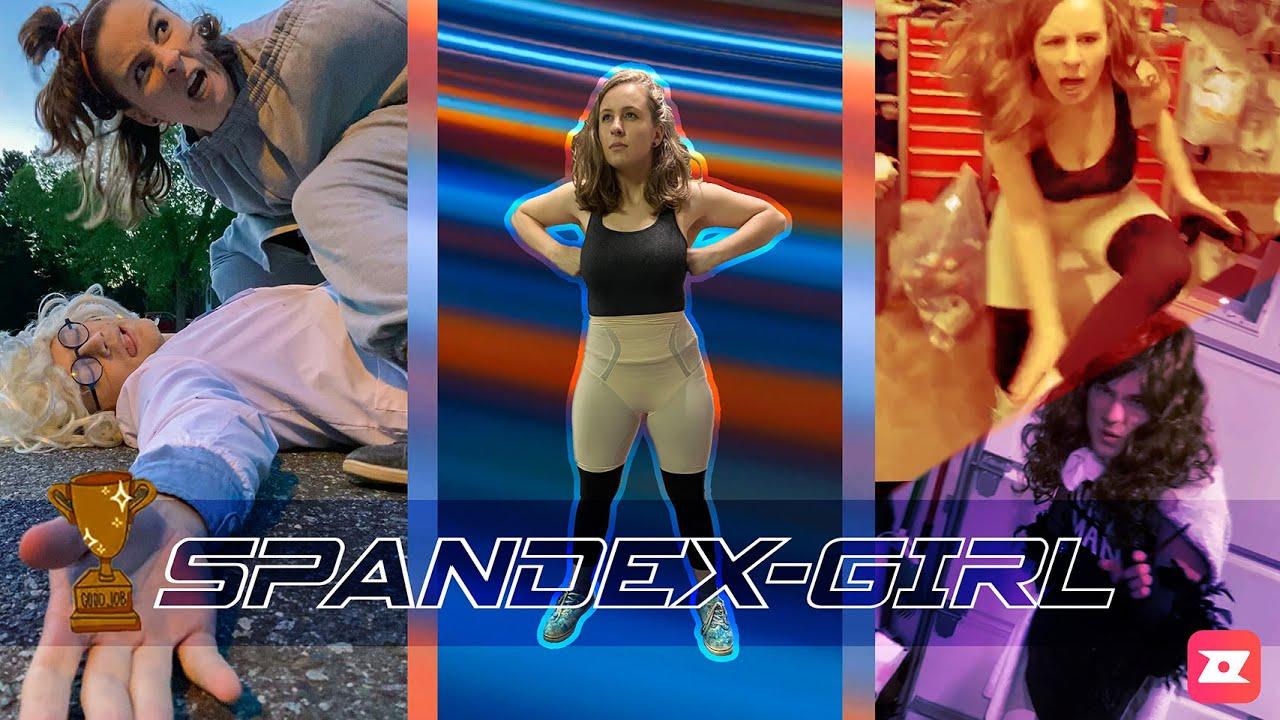 Spandex-Girl (Full Miniseries)