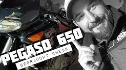 Aprilia Pegaso 650 | Gebraucht Check by Jens Kuck