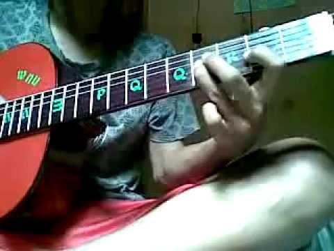 cover gitar zigas T.A.R