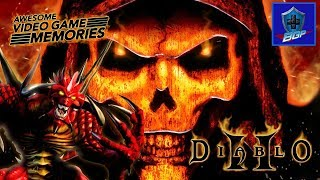 Diablo 2 and Lord of Destruction Review (PC) - Awesome Video Game Memories (Battle Geek Plus)