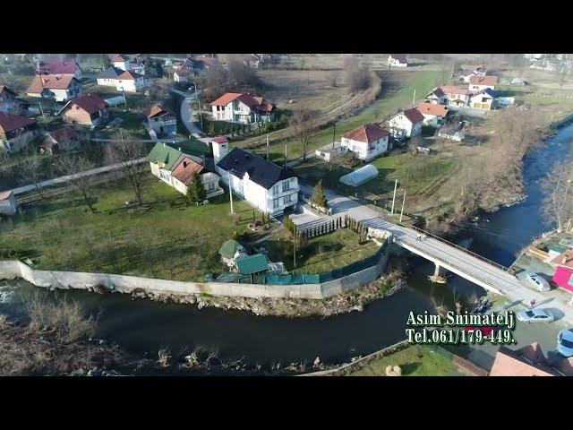 Snimak Iz Zraka Musi?i Lijeha HD 31-1-2018 Asim Snimatelj
