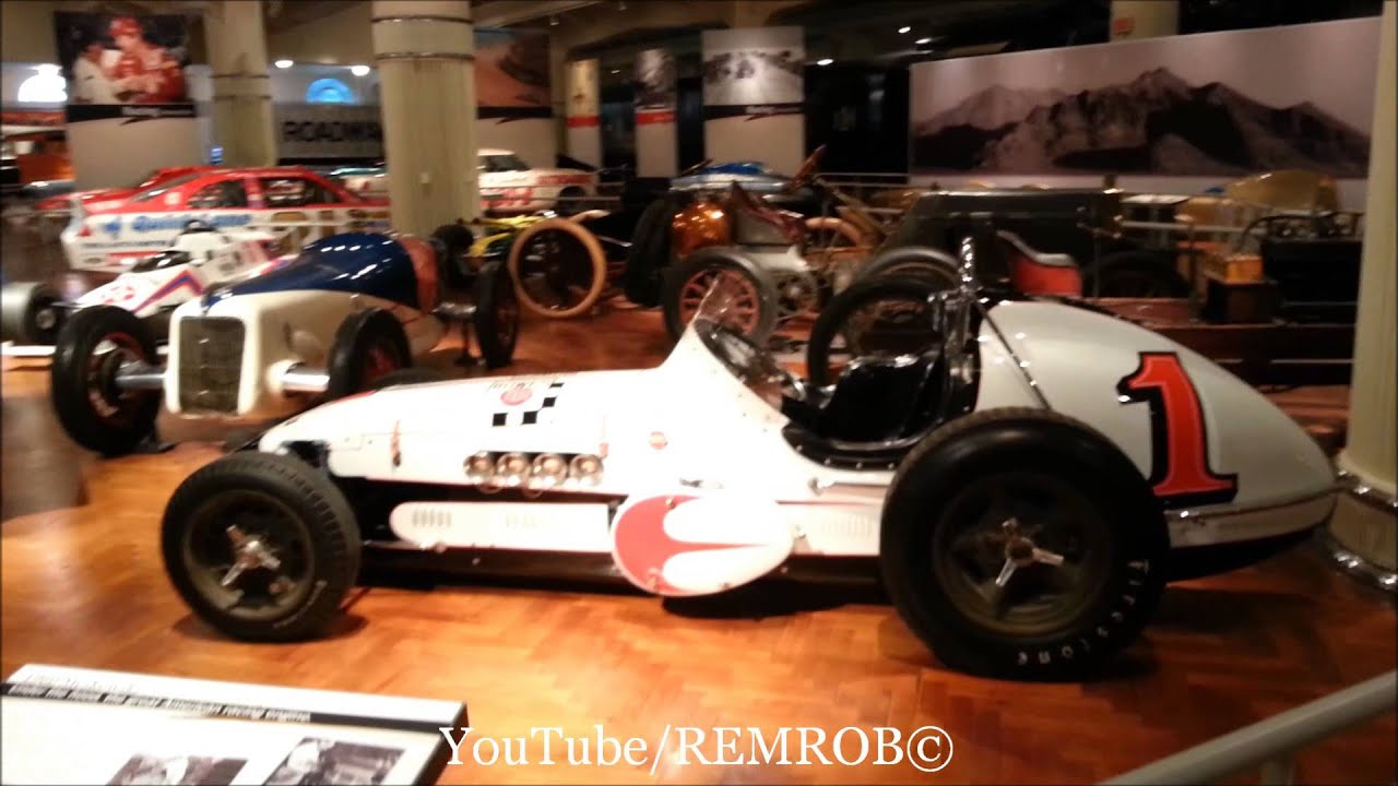 Henry Ford Museum Vintage Race Cars YouTube - Henry ford car show