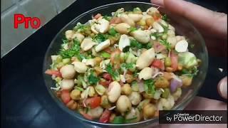 Weight loss recipe / protein salad / weight control recipe-richa's recipe-vegetarian rasoi