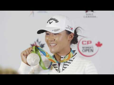 Lydia Ko hopes the Olympics inspired young golfers