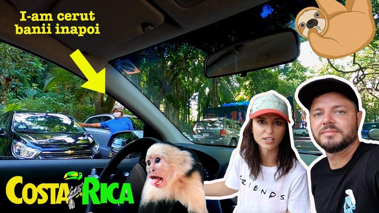 Capcana turistica in Costa Rica. EXPEDITIE in JUNGLA ???
