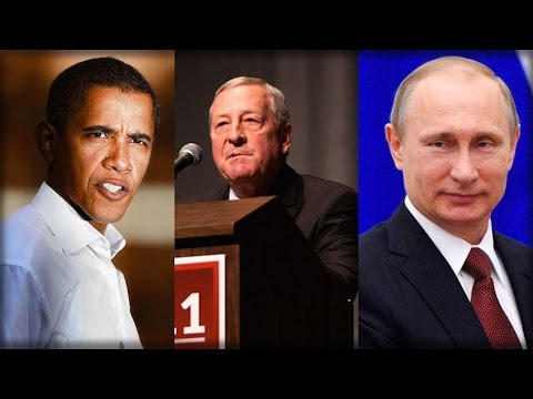 OBAMA IS BOILING MAD AFTER WHAT THIS CIA AGENT JUST REVEALED ABOUT PUTIN