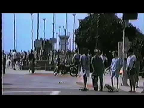Huntington Beach Pier 1987