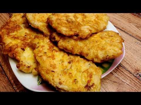 Как сделать отбивные из куриного филе сочными на сковородке
