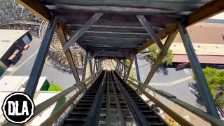 RIDING EVERY RIDE AT KNOTTS BERRY FARM PT 1