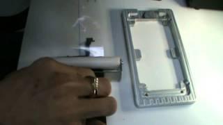Замена стекла на Iphone 6 при помощи OCA клея.(, 2015-12-10T10:11:17.000Z)