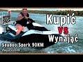 Seadoo Spark 90KM Kupić vs Wynająć #vlog25 - Grupa Rajdowy Felix