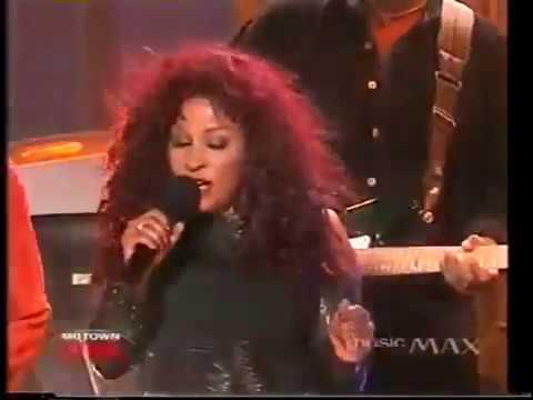 Classic - Chaka Khan - Do You Love What You Feel (Live)