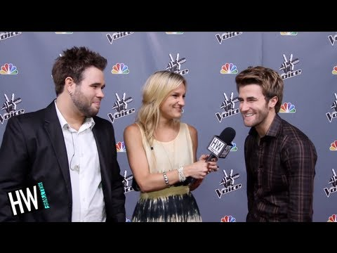 The Swon Brothers Chat Blake Shelton 'Voice' Performance!